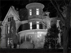 10 Haunted Places Within Driving Distance of Camp