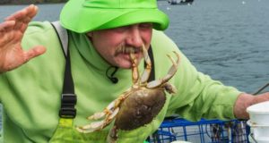 crabbing-on-the-oregon-coast