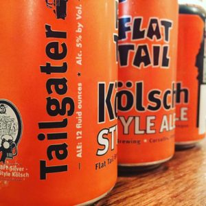 Flat Tail Brewing – Tailgater Kölsch