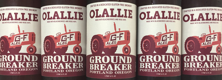 Ground Breaker – Ollie Ale