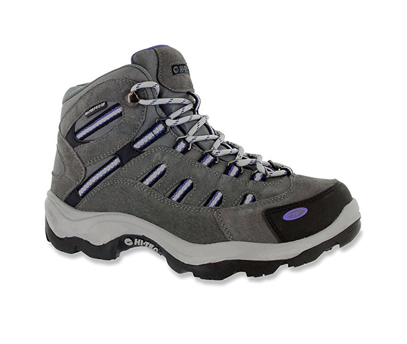 Hi-Tec Women's Bandera Mid Waterproof Hiking Boots