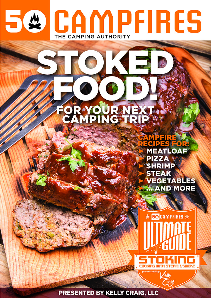 cover of the Ultimate Guide to Stoked Food
