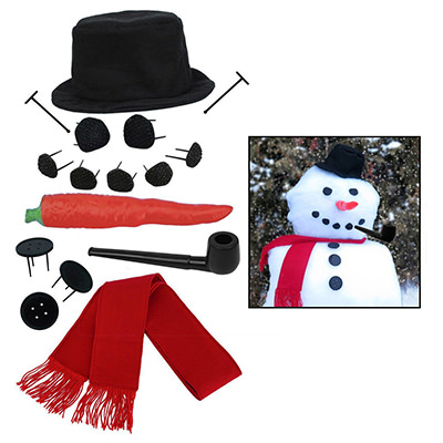 evelots-my-very-own-snowman-kit