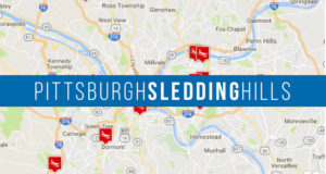 Best Pittsburgh Sledding Hills