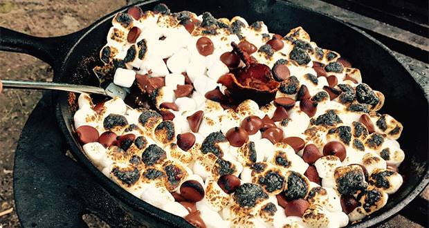 Bacon S'more Pie Recipe