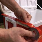 how_to_add_a_new_cooler_seal_apply_tape