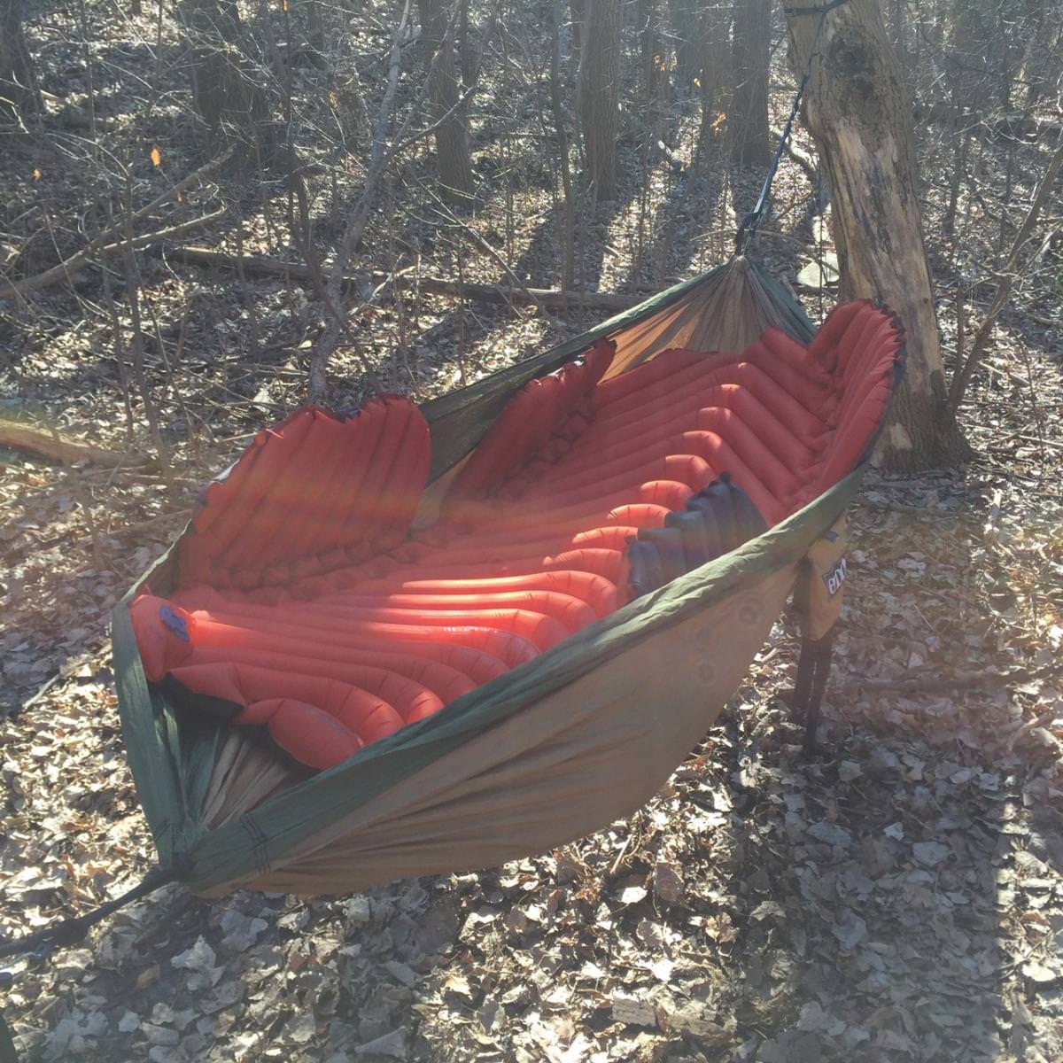 Klymit Insulated Hammock V Review 50 Campfires