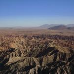 Anza-Borrego Desert State Park is one of the great campgrounds within 2 hours of Riverside / San Bernardino, CA