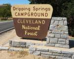 Dripping Springs Campground is one of the great campgrounds within 2 hours of Riverside / San Bernardino, CA