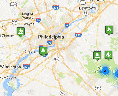25 best campgrounds within 2 hours of Philadelphia