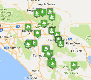 25 best campgrounds within 2 hours of Riverside San Bernardino, California