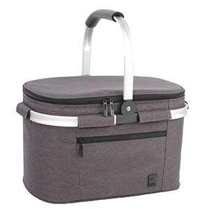 AllCamp Picnic Basket Cooler
