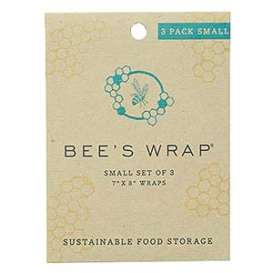 BEE'S WRAP SANDWICH WRAPPERS