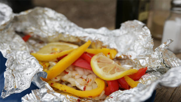 6 Tips To Master Foil Packet Cooking - 50 Campfires