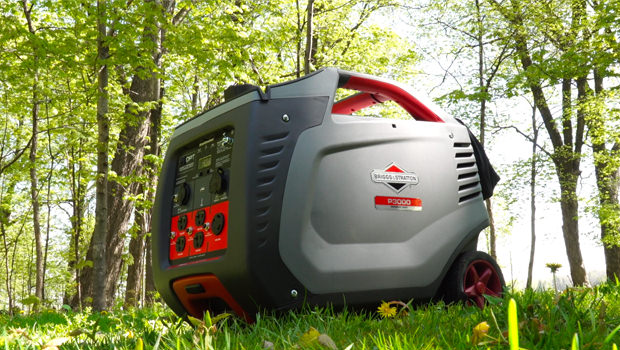 Briggs & Stratton P3000 Powersmart Inverter Generator : Review - 50