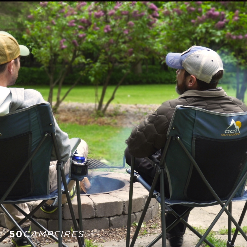 Check out the GCI Eazy Chairs here. & GCI Outdoors : Eazy Chairs - Review - 50 Campfires