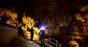diamond caverns