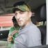 Nick tastes pickled quail eggs during the road trip food challenge during the Field Trip: Great River Road.