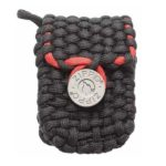 product shot of Paracord Pouch for Zippo Lighter against white background