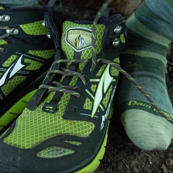 Prevent Sore Feet When Lacing Your Boots For Hiking 50