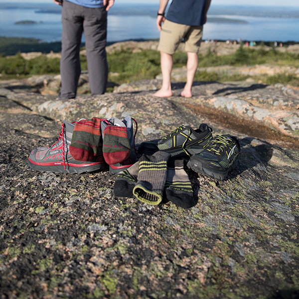 5553ed6f1f57 Trail Shoes Versus Hiking Boots - a Win