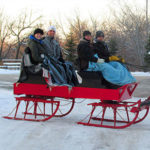 Ironwood Springs Christian Ranch Sleigh Rides In Minnesota