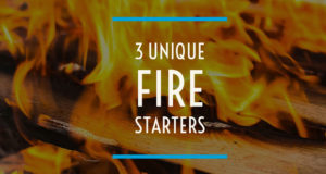 3 Unique Fire Starters Bernzomatic