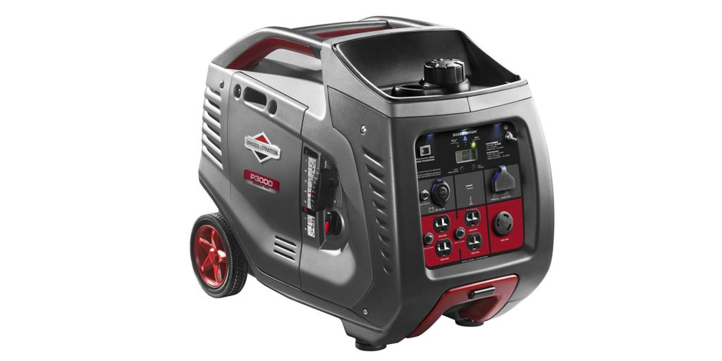 Briggs & Stratton P3000 Powersmart Generator for Christmas
