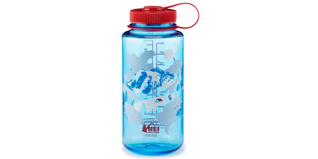 Nalgene Holiday Widemouth Water Bottle REI