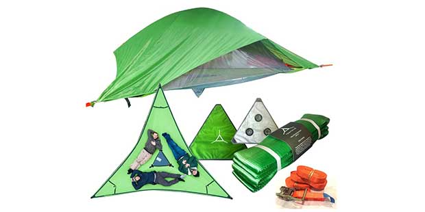 Tentsile Vista Combo - everything you need to tent in the trees
