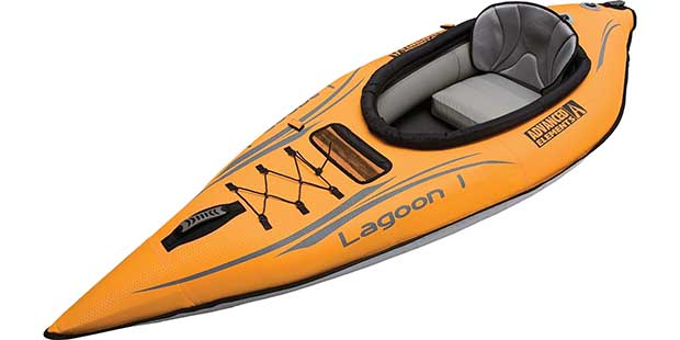Advance Elements Lagoon 1 Inflatable Kayak