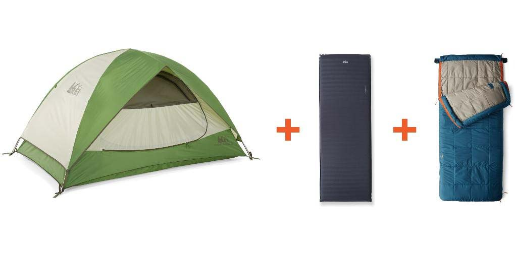 REI Economy Camp Bundle is a great upgrade package