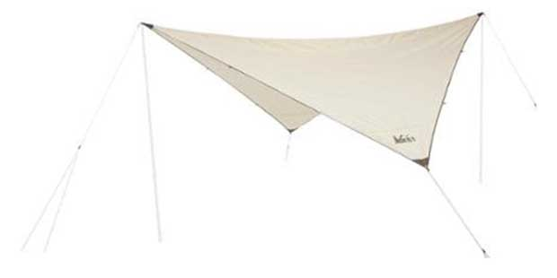REI Camp Tarp 16 is the last camping tarp you'll ever have to buy