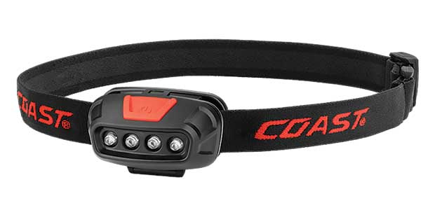 COAST F11 Headlamp is a basic necessity for any camper