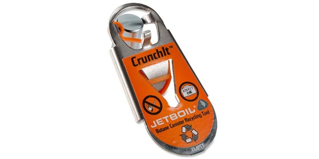 REI Jetboil Crunchit Recycling Tool