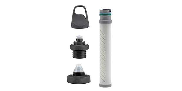 LifeStraw Universal turns any bottle into a reliable water filter