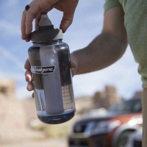 LifeStraw Universal was invaluable during Field Trip: Death Valley.