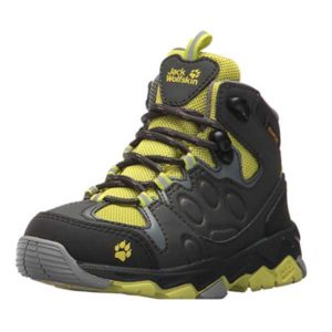 Jack Wolfskin Kids Mtn Attack 2 Hiking Shoes