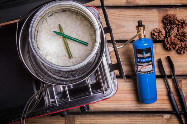 how to make scented fire starters
