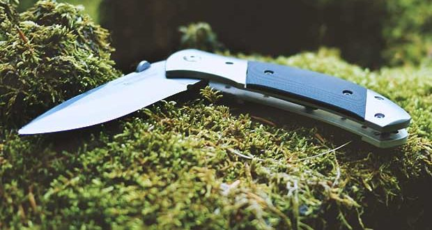 how to sharpen a camping knife