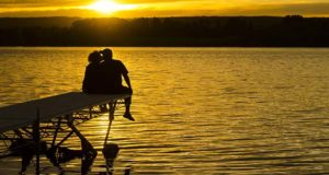 Airbnb outdoor destinations are romantic for lovers of the outdoors.