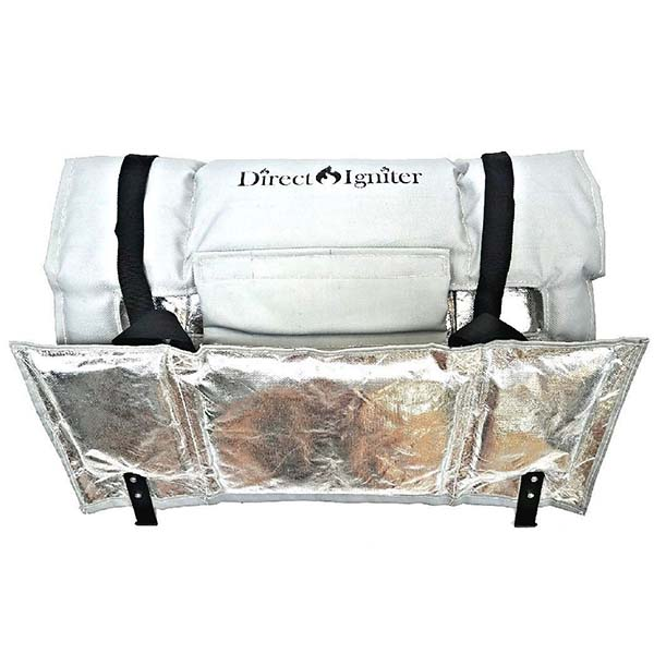 If serious smoking or barbecuing is part of your winter grilling routine, you need an insulated blanket for your smoker.