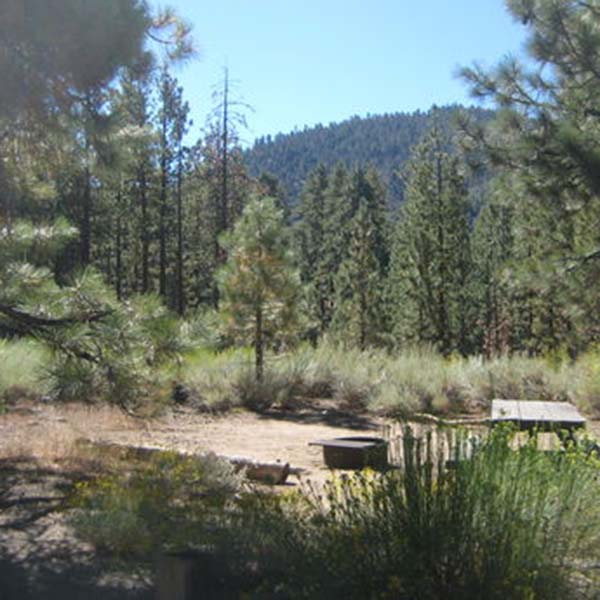 outdoor lovers will love California's Heart Bar Campground