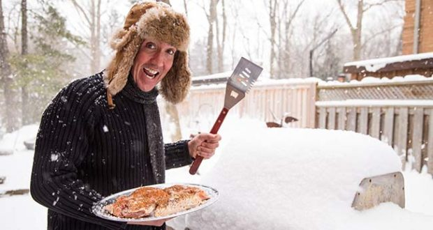 Winter grilling is a right of passage for real outdoor cooks.