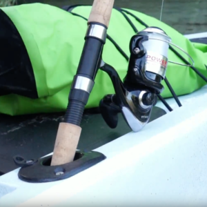 ascend kayak fishing rod holder