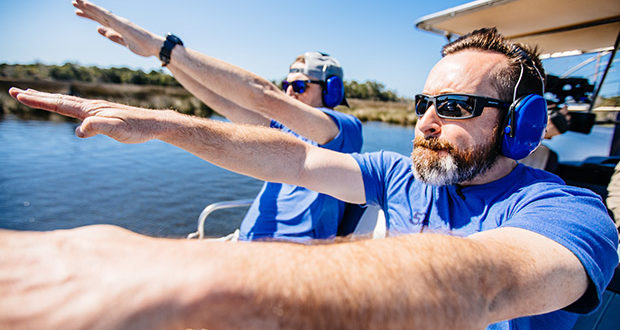 airboat tour with river safaris is better than an amusement park ride