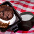 toasted in a pie iron, a whoopie pie s'more makes a delicious camping dessert.