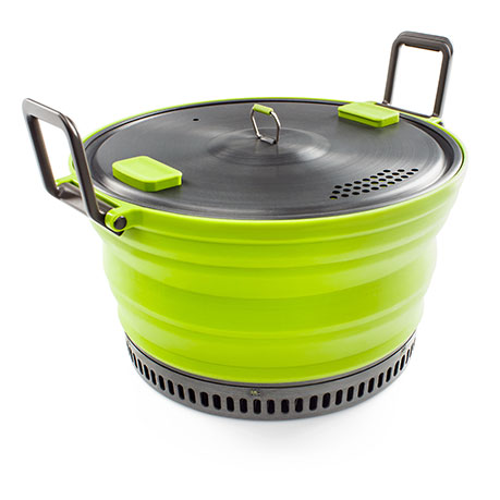 GSI Outdoors Escape Collapsible Pots