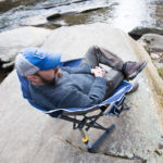 The GCI Pod Rocker is incredibly comfortable.