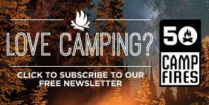 Subscribe to the 50 Campfires Newsletter!